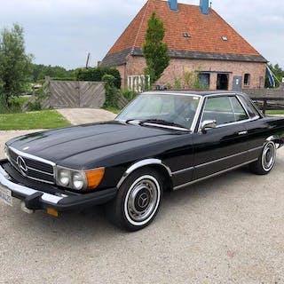 Mercedes-Benz - 450 slc - NO RESERVE - 1975