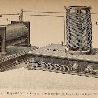 Georges Claude  - L'électricité à la portée de tout le monde  - 1902
