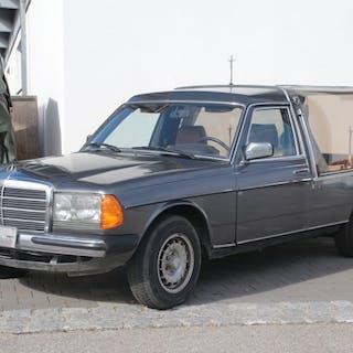 Mercedes-Benz - 200 (W123) Bestattungswagen - 1980
