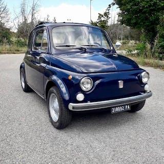 """Fiat - 500 L """"NO RESERVE"""" - 1971"""