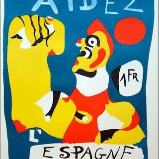 Joan Miró - Bienal de Venecia: España Vanguradia...