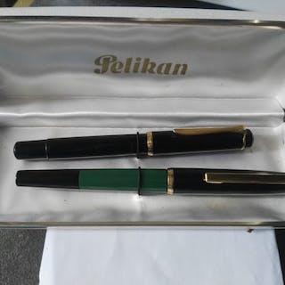 Pelikan - Penna stilografica - Collezione di 2