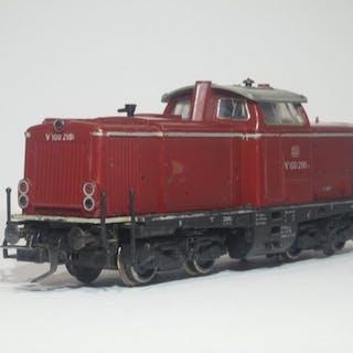 Fleischmann H0 - 4230 - Diesellokomotive - Serie V 100 - DB