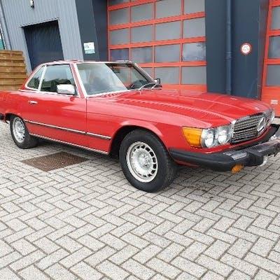 Mercedes-Benz - 450 SL NO RESERVE - 1978