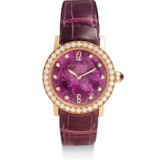Bvlgari - Pink Gold and Diamond (Limited Edition)...