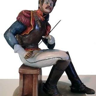 Bruno Redaelli - Capodimonte - Statuetta/e - Porcellana