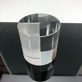 F. Meydam - Glasfabriek Leerdam - Glass Object - crystal