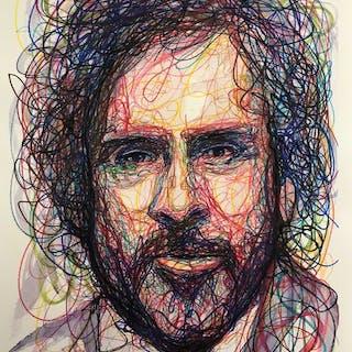 Point à la lyne  - Tim Burton