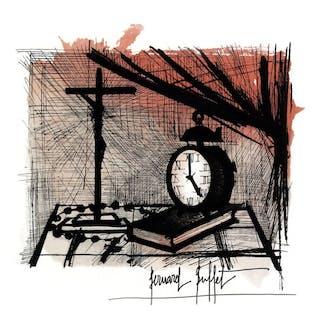 Bernard Buffet - Composition au réveil