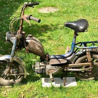 Moto Morini - Big Boy - SENZA RISERVA - 50 cc - 1970