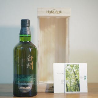 Hakushu 18 years old Limited Edition - 70cl