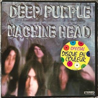 Deep Purple - Machine Head Limited promo Edition - LP album - 1978/1978
