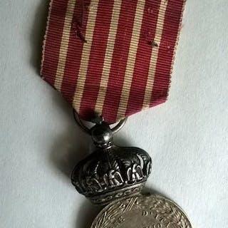 France - Médaille Campagne d' Italie 1859