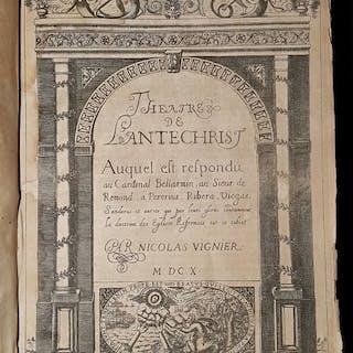 Nicolas Vignier - Theatre de l'Antechrist - 1610