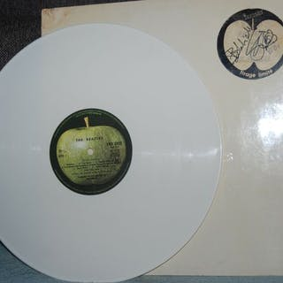 """Beatles - """"White Album complete with poster and 4..."""
