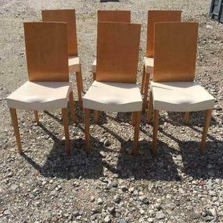 Philippe Starck - Kartell - Chair (6) - Miss Trip