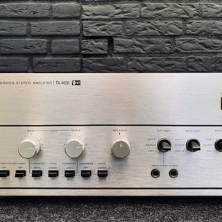Sony - TA-4650 VFET intergrated Stereo Amplifier - Amplifier