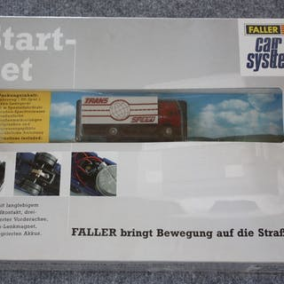 Faller H0 - 161512 - Autosystem - Starterset
