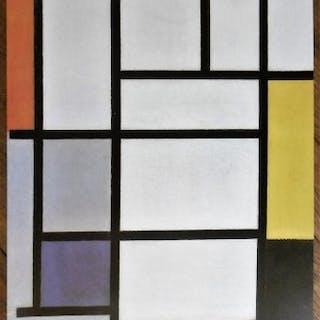 Piet Mondrian - Mondrian de la figuration à l'abstraction - 1985