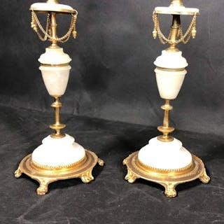 Kerzenständer (2) - Stil Napoleon III