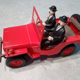 hapax - 1:18 - Jeep avec Dupont et Dupond