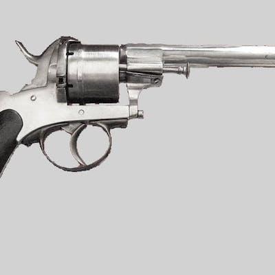 Belgique - - - Broche (Lefaucheux) - Revolver - 12mm cal