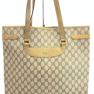 7096bb2bd Gucci - GG Pattern-Old Gucci- Tote bag
