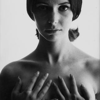 Willy Rizzo (1928-2013) - (3x) Suzanne Strasberg, 1966