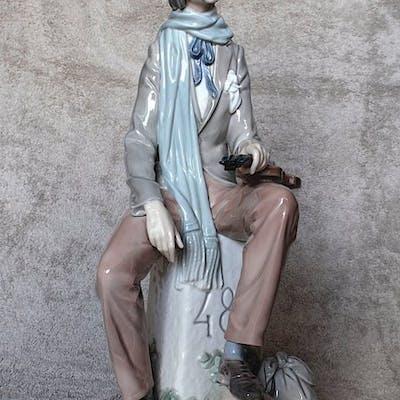 Salvador Furio - Lladró - Statuetta/e - Porcellana