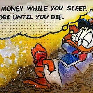 Alvin Silvrants - Rich sleeping