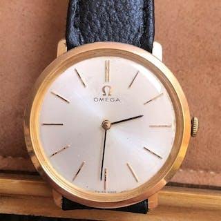 Omega - classic gold - 111.077 - Hombre - 1970-1979