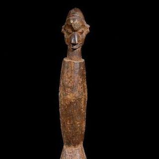 Ancestor figure (1) - Wood - Yaka - Suku - Congo DRC