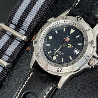TAG Heuer - 1500 Classic in very god condition + free...