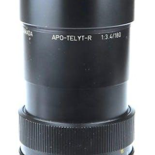 Leica APO - TELYT- R 1:3.4/180mm +adapter Sony A7