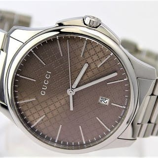 """Gucci - """"NO RESERVE PRICE"""" Swiss Made- Excellent Condition - Men - 2011-present"""