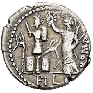 República Romana - Denarius - M
