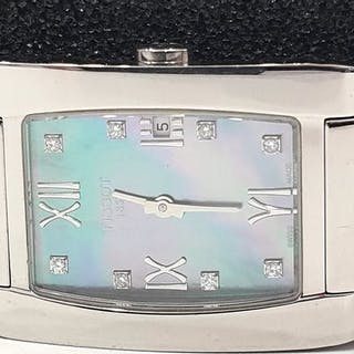 Tissot - Generosi T Mother of Pearl White Dial Set with...