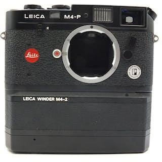 Leica M4 P + Winder M4-2