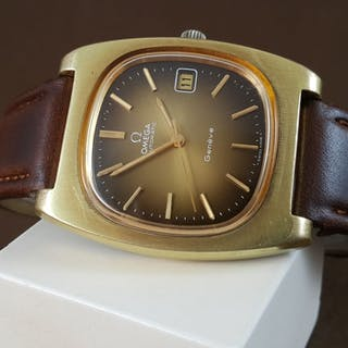 "Omega - Geneve Automatic - ""NO RESERVE PRICE"" - Ref"