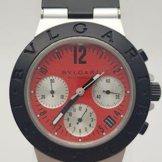 Bulgari - Diagono Alluminium Limited Edition - AC 38 TA - Men - 2000-2010