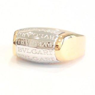 Bvlgari - 18 kt. White gold, Yellow gold - Ring