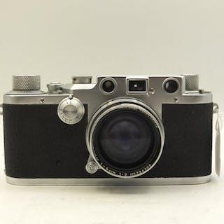 Leica lll C + 5cm F2.0