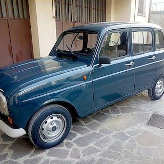 Renault - 4 GTL - 1990