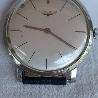 Longines -  Vintage acciaio  manuale - 19.4 - Uomo - 1960-1969