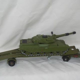 Dinky Toys - 1:48 - First Original Issue British Army A.E.C