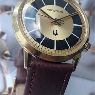 "Bulova - Accutron 2180 N6 - ""NO RESERVE PRICE"" - Men - 1976"