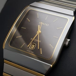 "Rado - ""NO RESERVE PRICE"" DiaStar (Anatom) Quartz Luxury..."