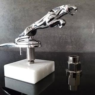 Jaguar - Chrome Mascot Leaper - 1995
