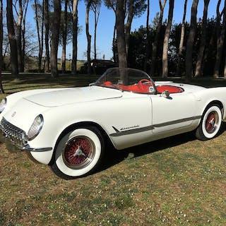 Chevrolet - Corvette C1 - 1954