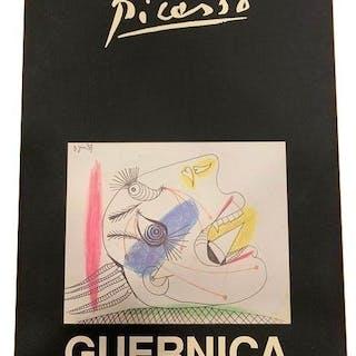 Pablo Picasso - Guernica 42 Studi Preliminari - 1990